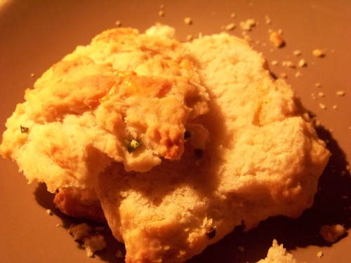 jalepeno colby drop biscuit