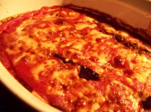 eggplant pecorino