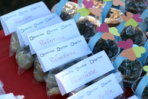 Pfefernusse Cookies (photo: Martha Compton)