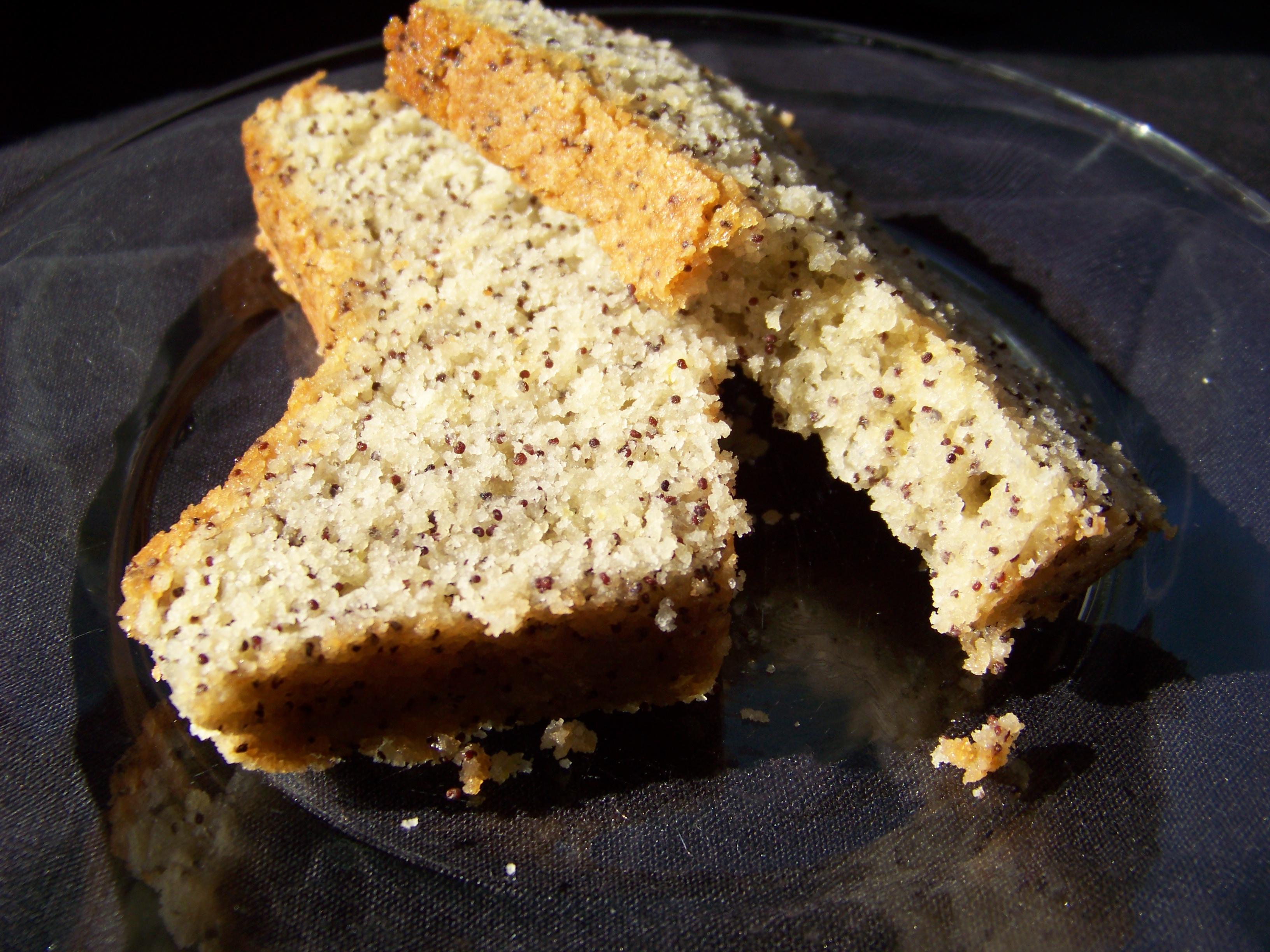 Recipe For Lemon Poppy Seed Bread Using Cake Mix