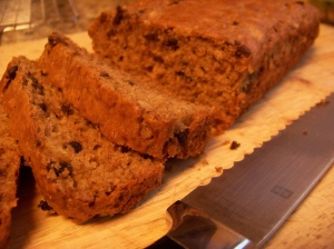 banana bread no refined sugar