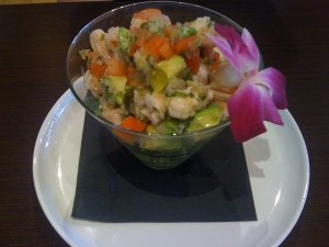 2013 Copper Domain Austin - ceviche