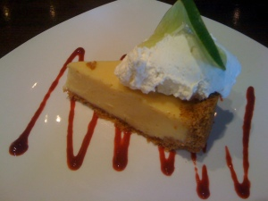 Key Lime Pie (to die for!)
