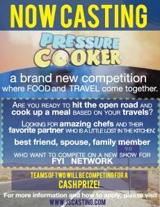 Pressure Cooker Flyer
